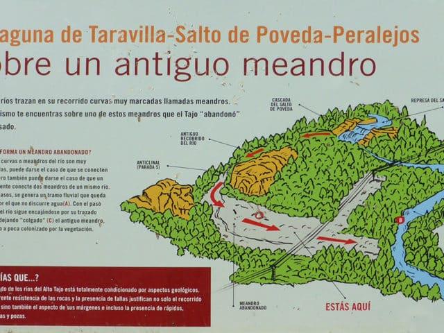 Meandro Abandonado de la Hoya de la Parra