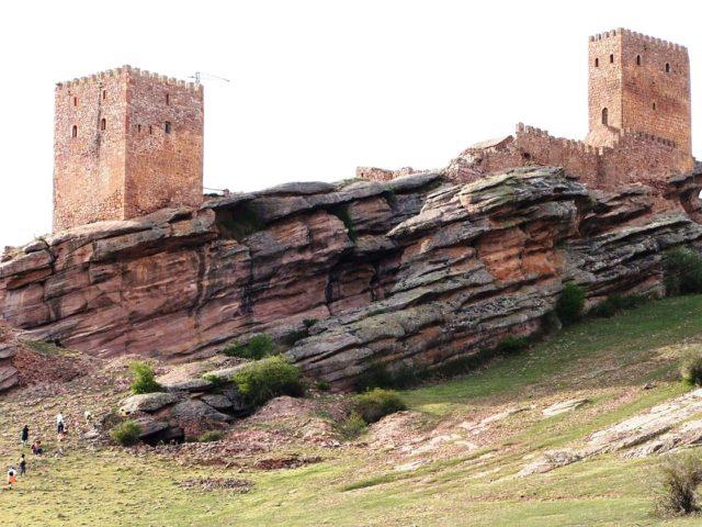Georuta 10: Sierra de Caldederos–Castillo de Zafra