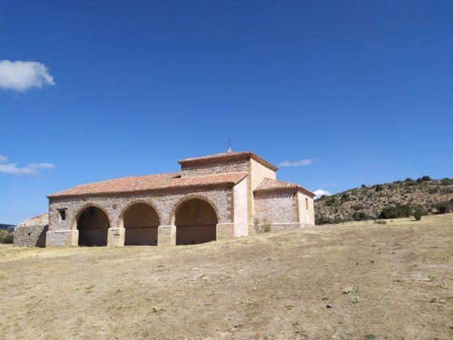 Ermita de Ribagorda (Peralejos de las Truchas)