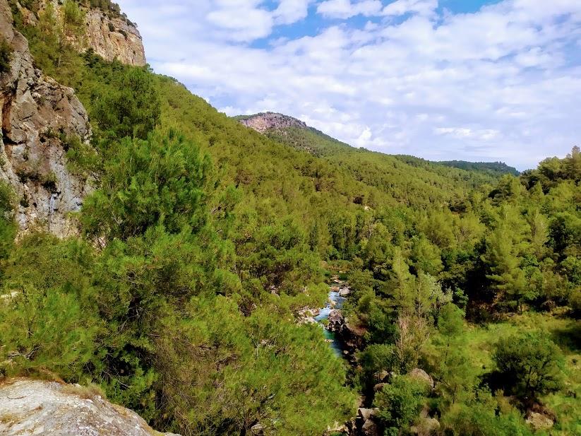 3 rutas en bici con vistas al cañón del Tajo