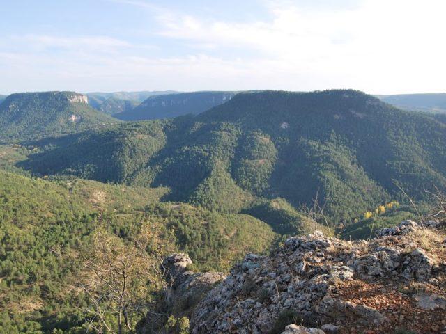 Mirador de la Cueva del Febrero