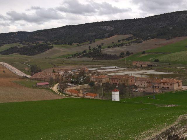 Salinas de Armallá