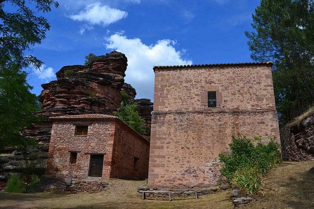 Ermita de la Virgen de Montesinos