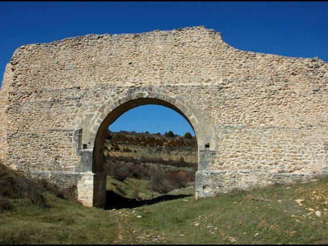 Acueducto Romano de Zaorejas