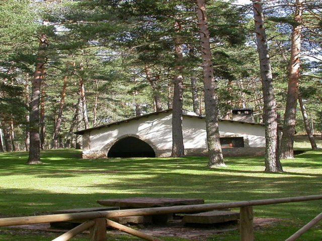 Refugio Fuente de los Vaqueros