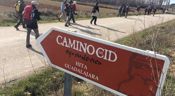 GR160: El Camino del Cid