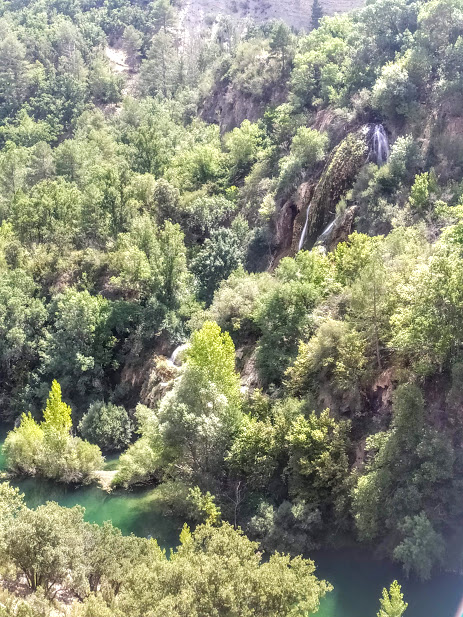 Ruta Puente de San Pedro a Cascada del Campillo