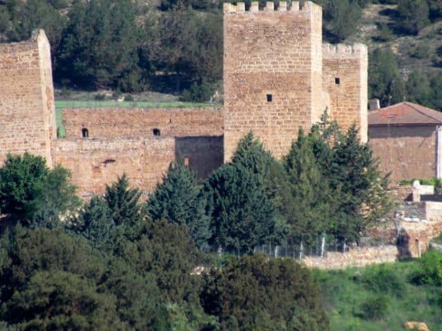 Castillo de Santiuste