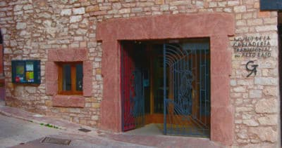 Museo de la ganadería tradicional del Alto Tajo