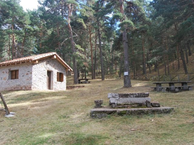Refugio Fuente del Endrino