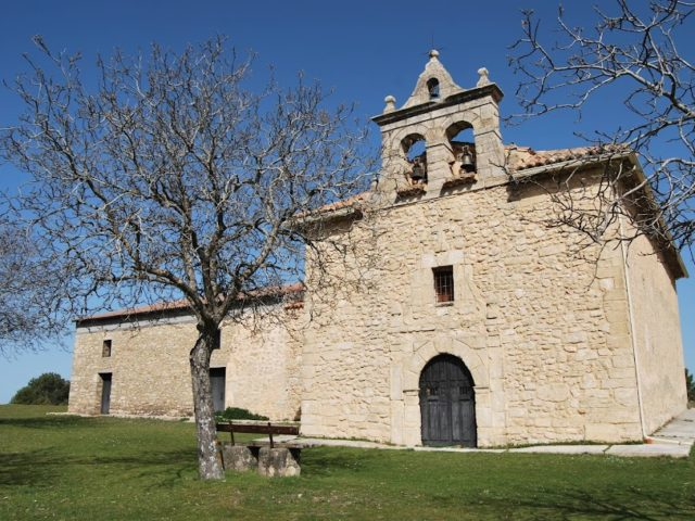 Ermita de la Virgen de la Bienvenida