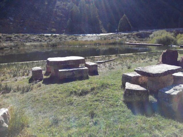 Área Recreativa Fuente del Cura (Ablanque)