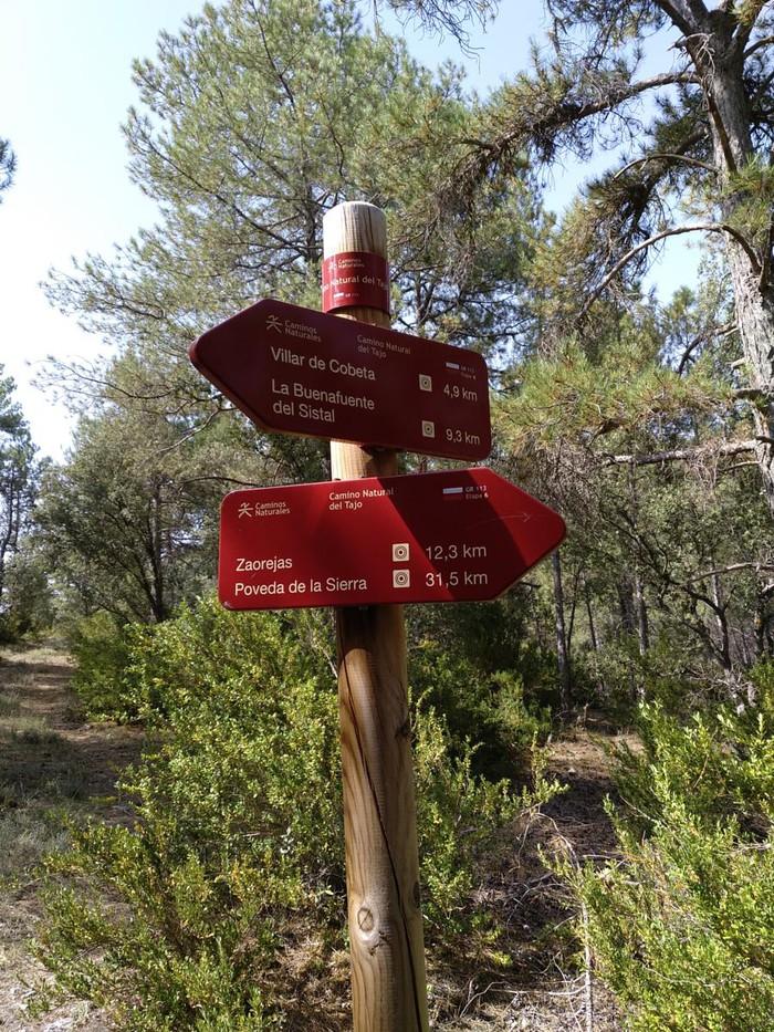 GR-113 Camino Natural del Tajo