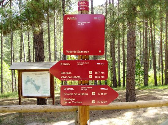 RG PNAT 09 - GR113 - Camino Natural del Tajo