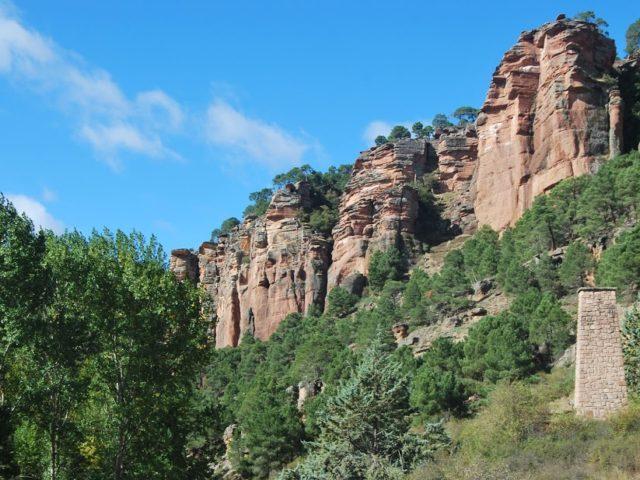Georuta 5: Barranco de la Hoz-Cuevas Labradas