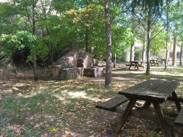 Área recreativa Barranco de la Hoz