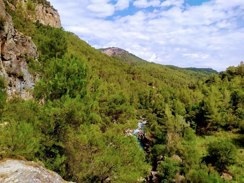 Ruta Hundido de Armallones a Salinas y Pico Alar