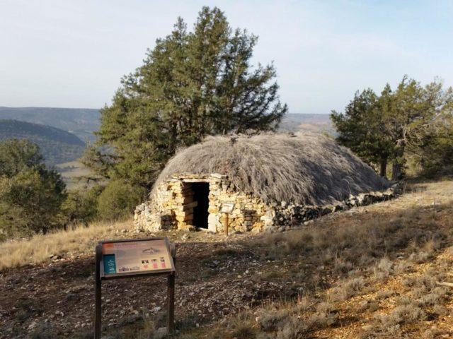RE PNAT 03 Ruta de los Chozones La Loma