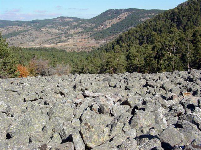 Georuta 9: Sierra de Orea