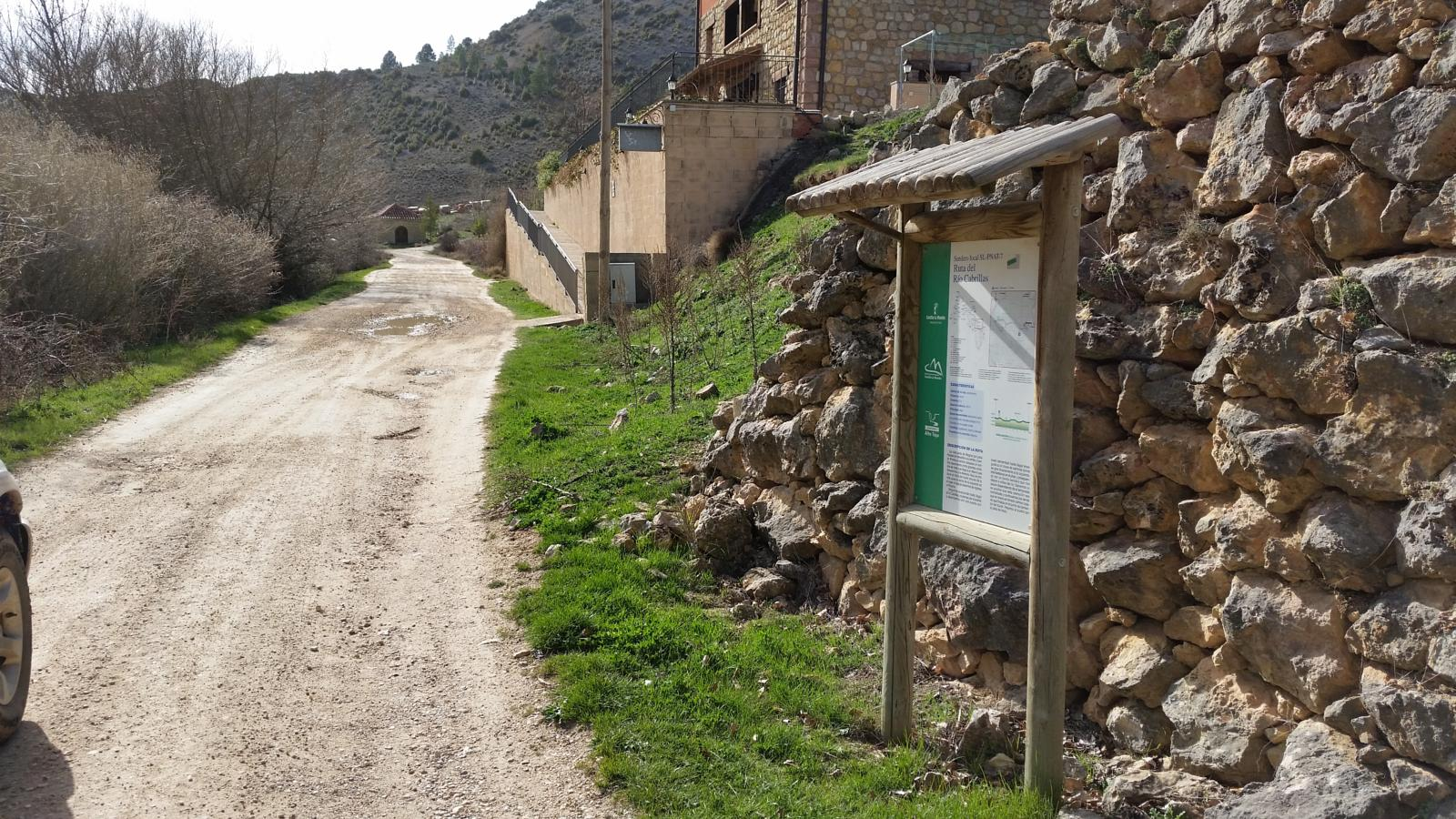 Ruta Rio Cabrillas