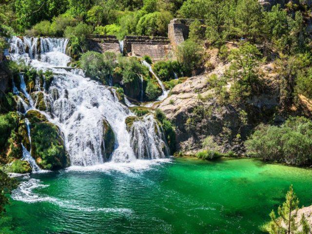 Georuta 7: Laguna de Taravilla-Salto de Poveda-Peralejos