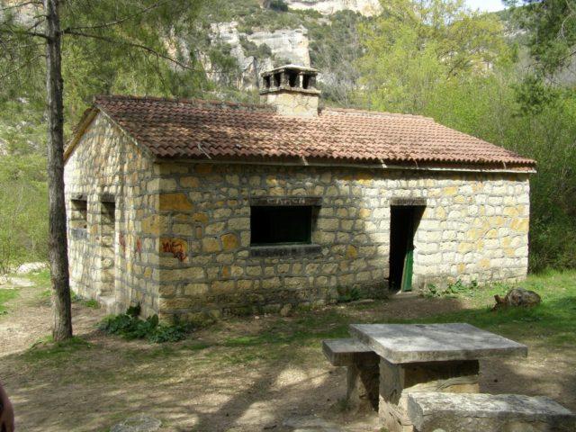 Refugio de la Fuente de las Tobas